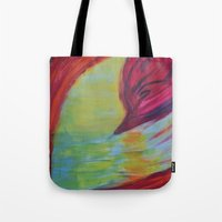 The Bird. Tote Bag