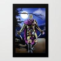 Kobe Bryant, The Assassi… Canvas Print