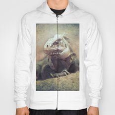 Big bad Lizard! Hoody
