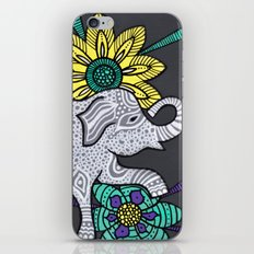 Zen Elephant iPhone & iPod Skin