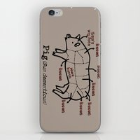 Bacon LOver iPhone & iPod Skin