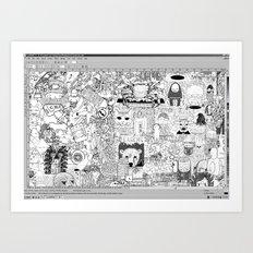 corel Art Print