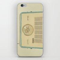 Radio Days iPhone & iPod Skin