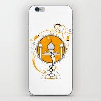 A Legend of Sand iPhone & iPod Skin