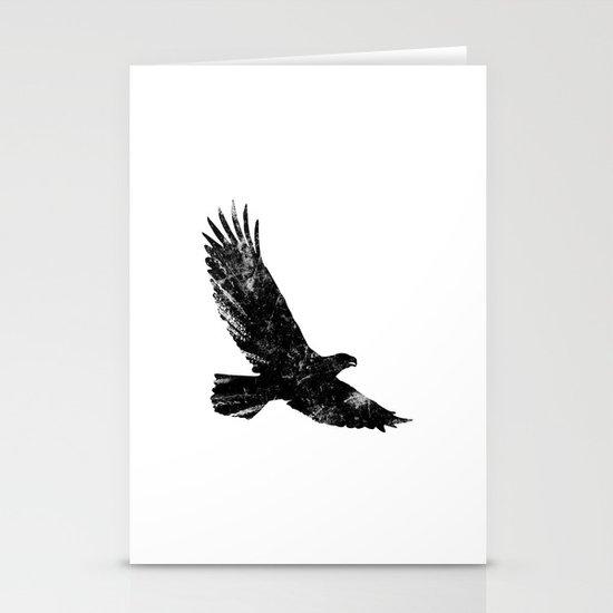Eagle Stationery Card