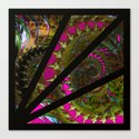 Special Fractal 25 Canvas Print