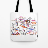 Dog - Canis Tote Bag