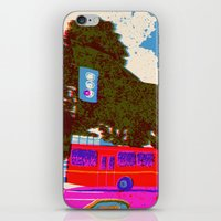 Bring Your Love Back In … iPhone & iPod Skin