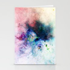 Everything is nothing 17 (therefore it was beautiful) Stationery Cards