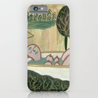 iPhone & iPod Case featuring bath babe by Lindsay Watson