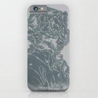 iPhone & iPod Case featuring Wolf Amadeus Mozart by Joshua Kemble