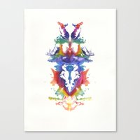 Fauna Canvas Print