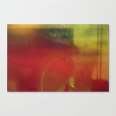 Go Hard in the Paint Canvas Print