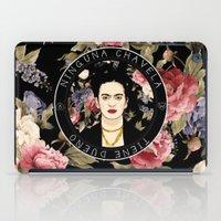 Ninguna Chavela Tiene Dueño iPad Case