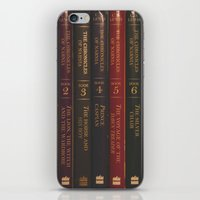 A Narnia Journey iPhone & iPod Skin