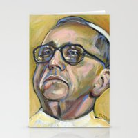Pope Francis  Stationery Cards