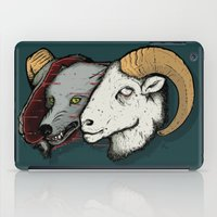 Sheep Skin iPad Case