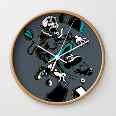 The Impossible Wall Clock