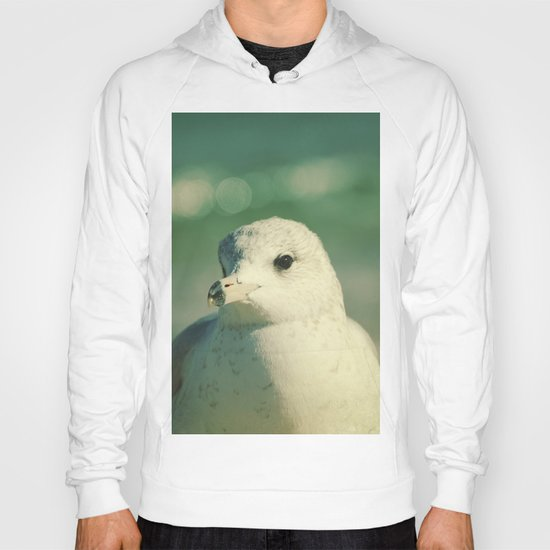 Seagull Close Up Hoody