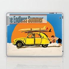 An Endless Summer bummer Laptop & iPad Skin