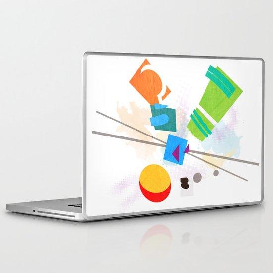 Rocko's Modern Art Laptop & iPad Skin