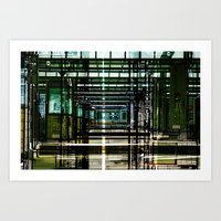 Mainstation Art Print