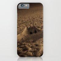 Sandcastles 2 iPhone 6 Slim Case