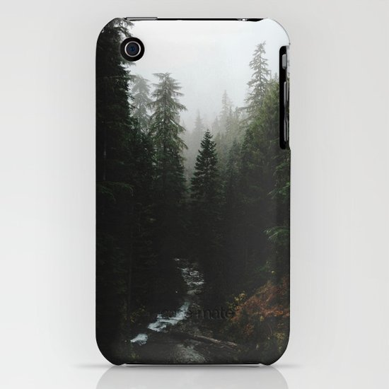 Rainier Creek iPhone & iPod Case