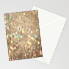 Sparkle On Sparkle Stationery Cards
