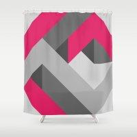 Pathfinder Shower Curtain