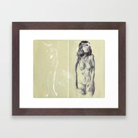 Chiguolf Framed Art Print