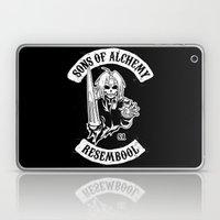Sons of Alchemy Laptop & iPad Skin