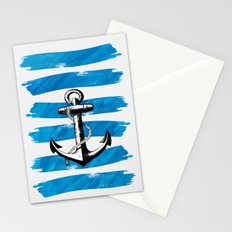 Anchor away Stationery Cards