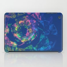 Glowing Flower iPad Case