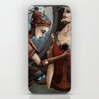 Dream Of Yourself iPhone & iPod Skin