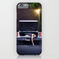 iPhone & iPod Case featuring Crime Scene by Rebecca Handler