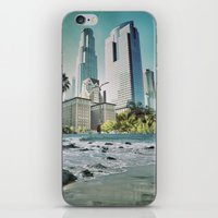 Surf City L.A. iPhone & iPod Skin