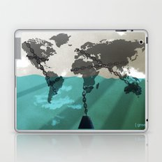 greed Laptop & iPad Skin