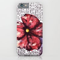 Juno Flower iPhone 6 Slim Case