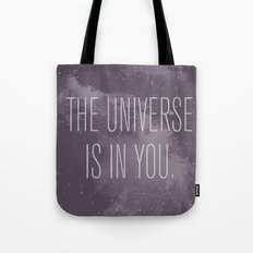 Forged in the Stars Tote Bag