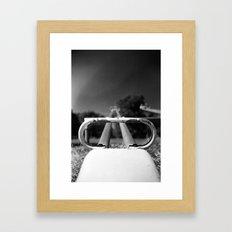 You Teeter, I'll Totter Framed Art Print