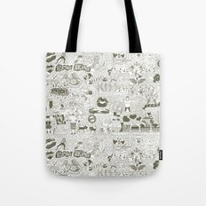 Love Stories Tote Bag