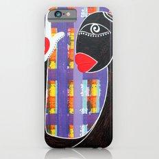 MAMMA AFRICA-CUORE IN MANO iPhone 6 Slim Case