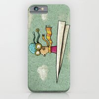 iPhone & iPod Case featuring Paperplane2 by MaComiX