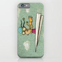 Paperplane2 iPhone 6 Slim Case