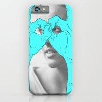 Peak-a-Boo iPhone 6 Slim Case