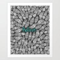 Believe II Art Print