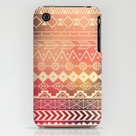 iPhone & iPod Case featuring Aztec Pattern 01 by BlueLela