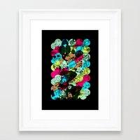 PP_E Framed Art Print