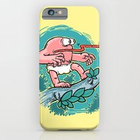 Curious Case of Indestructible Fly  iPhone 6 Slim Case